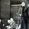 На вечары паэзіі з Максімам Танкам, Раісай Баравіковай і Нілам Гілевічам, 1979 г.