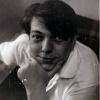 Уладзімір Караткевіч ў Дзень сваіх народзіінаў у 1968 г.