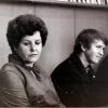 Данута Бічэль-Загнетава на семінары перакладчыкаў. Іслач,1989 г.