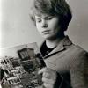 Валянціна Коўтун у львоўскай келлі. 1965 г.