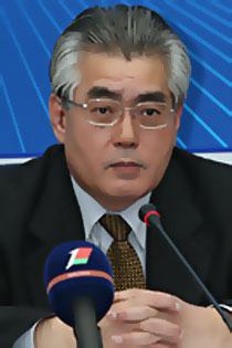 Временный поверенный в делах Японии в Беларуси Мацудзаки Киёси