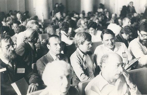 І з'езд палітзняволеных. Санкт-Пецярбург, 1990 год