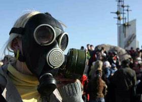 Противостояние властей и граждан в Пуховичском районе: 25 мая 2009 г.