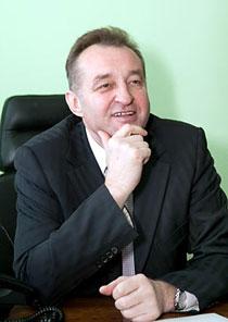 Владимир ЦАЛКО. Фото Юрия МОЗОЛЕВСКОГО.