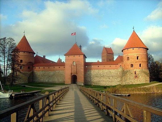 Трокский замок
