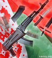 Беларусь незаконна паставіла зброю ў Лівію