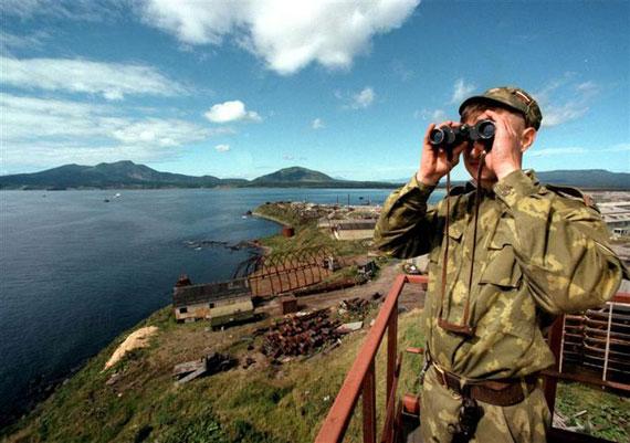 Министерство обороны РФ уже не планирует увеличивать группировку войск на Курильских островах
