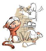 Прошло Рождество, того и гляди, начнутся голодные обмороки…