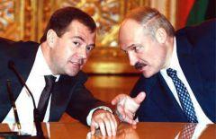 Медведев-Лукашенко
