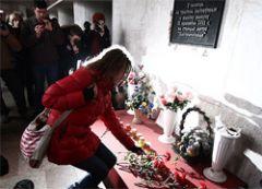 16 марта 2012 года на акции против смертной казни в Минске задержали восемь человек
