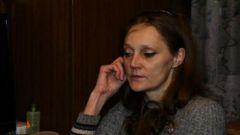 Светлана Черная не может выйти из голодовки