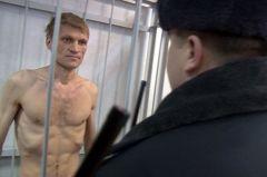 Сергей Коваленко в зале суда