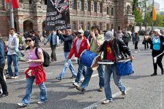 6 мая. Шествие по Якиманке