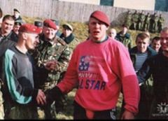 На фота: Андрэй Васільеў. Пачатак 2000-х