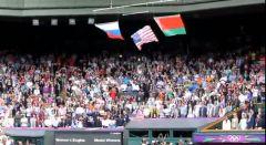 Награждение теннисисток в Лондоне отметилось эпическим курьезом.