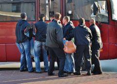 Массовые аресты противников АЭС в Минске