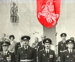 Прысяга на вернасць незалежнай Беларусі: 20 год таму