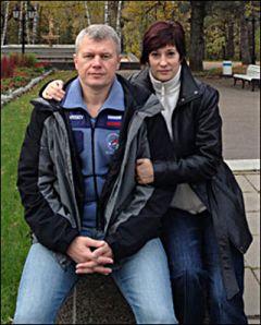 Алег і Юлія Навіцкія