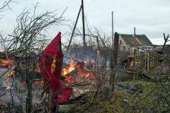 Деревню Павловичи на окраине Витебска начали сжигать еще 1 декабря