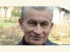 Алег Аблажэй — мастак, публіцыст, жыве ў Вільні