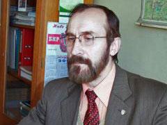 Язэп СТЭПАНОВІЧ, прафесар БДзПУ, доктар біялагічных навук