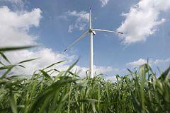 Ветроэнергетическая установка в Гродненской области