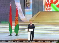 1 ліпеня 2013 года Аляксандр Лукашэнка тэзісна пазначыў сваё бачанне незалежнасці краіны