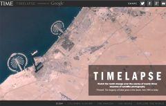 Компания Google представила проект Timelapse