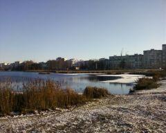 У Баранавічах ёсць сваё прыгожае возера