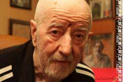 Гэты здымак Рыгора Барадуліна, зроблены 1 сакавіка 2014 года ўвечары, стаў апошнім...