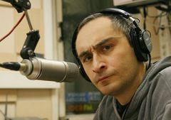 Леонид Каганов, российский писатель-фантаст, поэт, сценарист, юморист, телеведущий