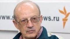 Андрей Пионтковский, политический эксперт