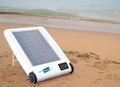 Опреснитель на солнечной энергии