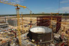 Наяўная эканамічная сітуацыя не дазволіць завяршыць праект Беларускай АЭС