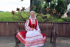 Мария Остаповна Елисеева