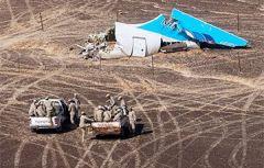 Египетские источники сообщили о 90%-ной вероятности взрыва бомбы на борту А321