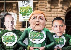 От Большой семерки до Парижского саммита: ископаемые источники топлива, до свидания!