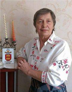 Аляксандра Грыцкевіч