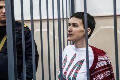 Свободу Надежде Савченко!!!