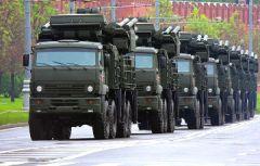 Треть военных расчетов на «дефиле» 9 мая в столице Беларуси будут российскими