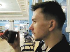 """Дзмітрый Шулюк, нам. галоўнага рэдактара часопіса """"Маладосць"""""""