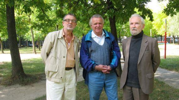 Гучок, Якавенка, Крукоўскі