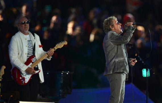 """""""Дзядулі"""" The Who прадэманстравалі, што да пенсіі ім яшчэ далёка."""