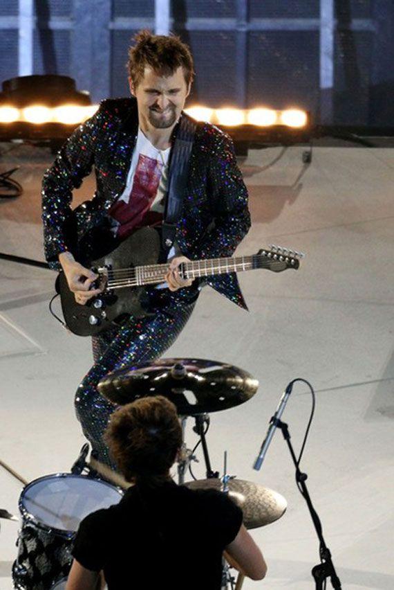 Да гурта Muse сёлета асаблівая ўвага: Мэцью Бэламі і кампанія сталі аўтарамі гімна Гульняў у Лондане.