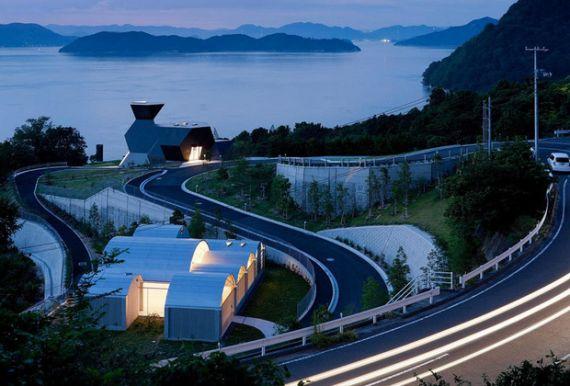 Музей архитектуры Тойо Ито. Имабари, Япония, 2011. Фото: Toyo Ito & Associates
