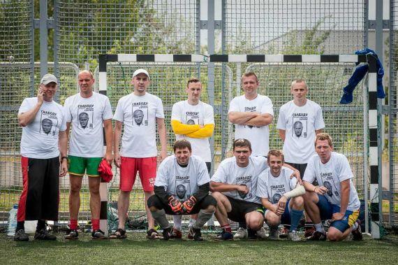 Кубок Свободы – Николаю Статкевичу!