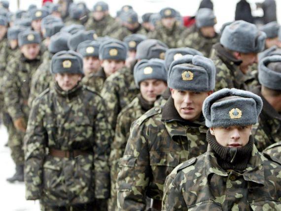 Военнослужащие ВС Украины. Источник: kievskaya.com.ua