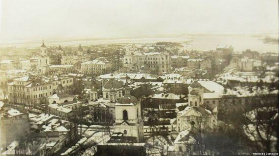 Киев в 1918 году
