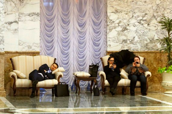 Нынешние переговоры стали одними из самых продолжительных в карьере президента Путина.