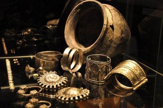 Славянские находки на месте летописного Червеня
